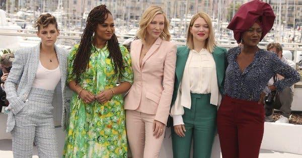 82 mujeres recorrerán en silencio la alfombra roja de Cannes para destacar falta de presencia femenina