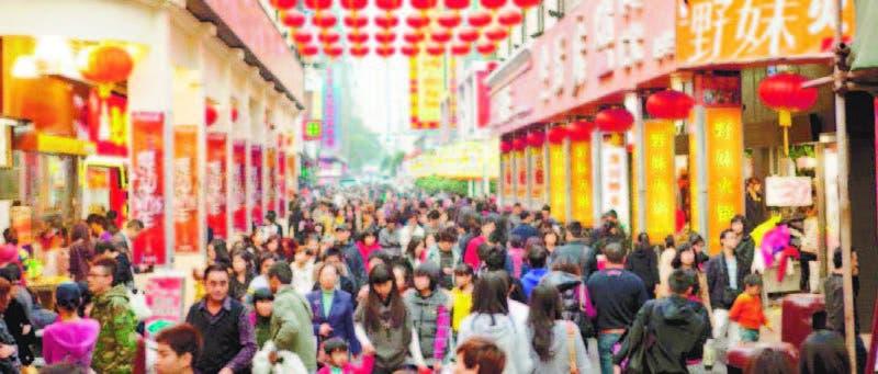 China se ha convertido en la segunda potencia económica mundial después de más de treinta años de