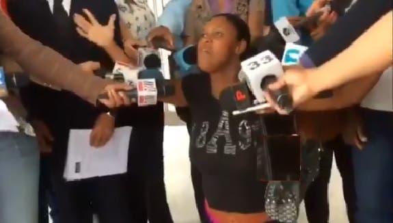 Madre de Carla Massiel: «Ayúdenme por favor, se lo suplico que me ayuden»