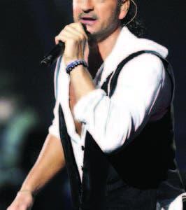 El cantautor Ricardo Arjona