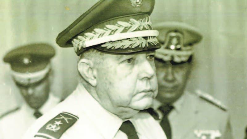 El general Antonio Imbert Barrera presidió el Gobierno de Reconstrucción Nacional en 1965
