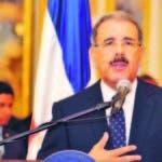 El presidente Danilo Medina rompió su silencio en torno al proyecto de Ley de Partidos Políticos.