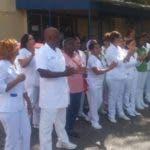 Enfermeras de La Romana
