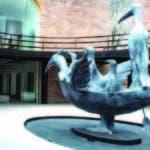 Entrada del museo Leonora Carrington San Luis Potosí