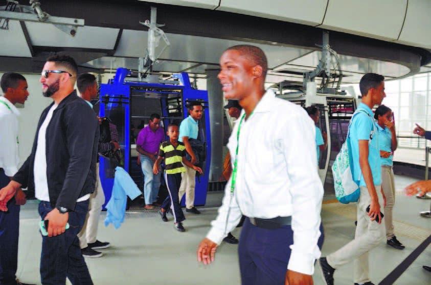 Activación de sensores provocó paralización temporal del Teleférico de Santo Domingo