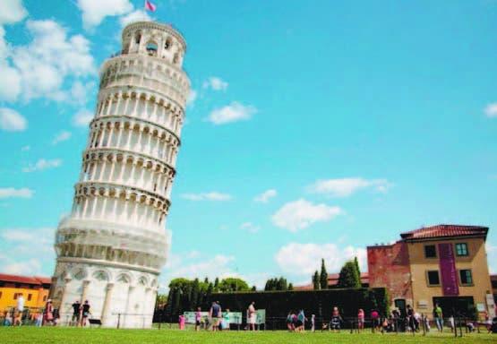 foto de Hoy Digital Descubren por qué no se cae la torre