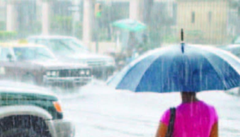 Lluvias en dominicana