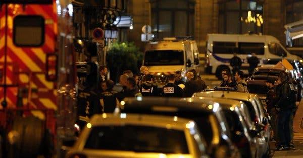 El supuesto terrorista de París es un veinteañero fichado