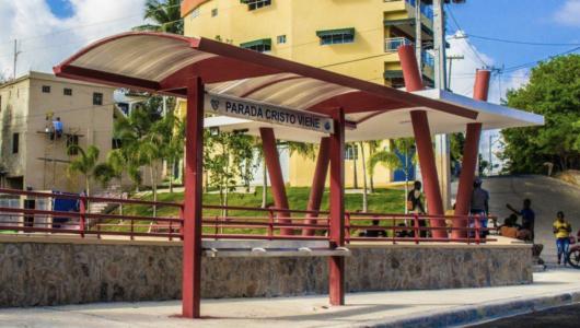 Alcalde de Haina convierte cañada en parque recreativo