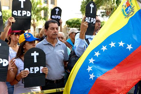 Venezuela rechaza las sanciones de EE.UU. tras la reelección de Maduro