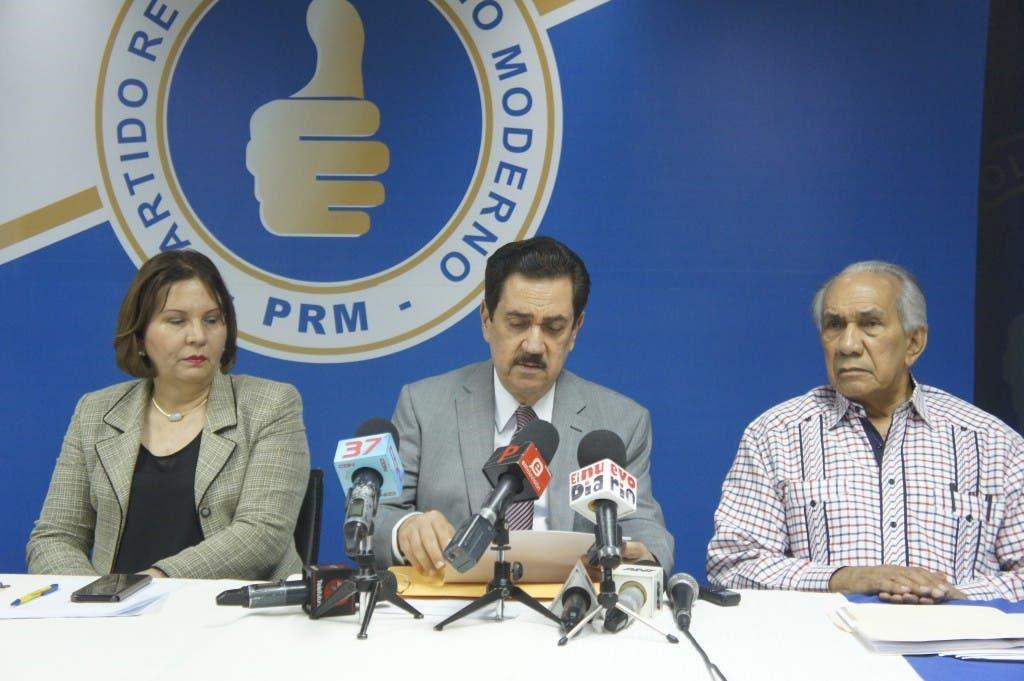 Tony Raful defiende participación, orden y diafanidad de la convención del PRM