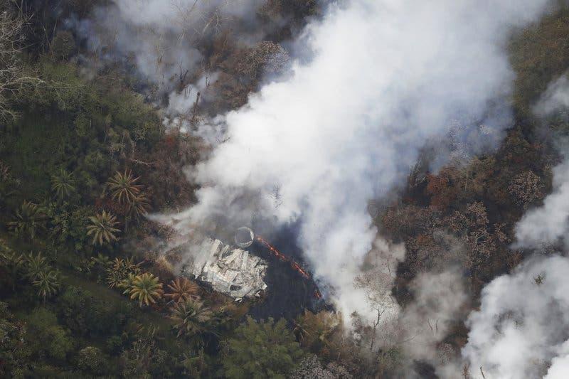 El volcán Kilauea en Hawai podría estallar próximamente y arrojar rocas del tamaño de refrigeradores