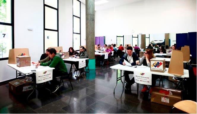 Chavismo asegura se registraron dos millones y medio de votos en cuatro horas