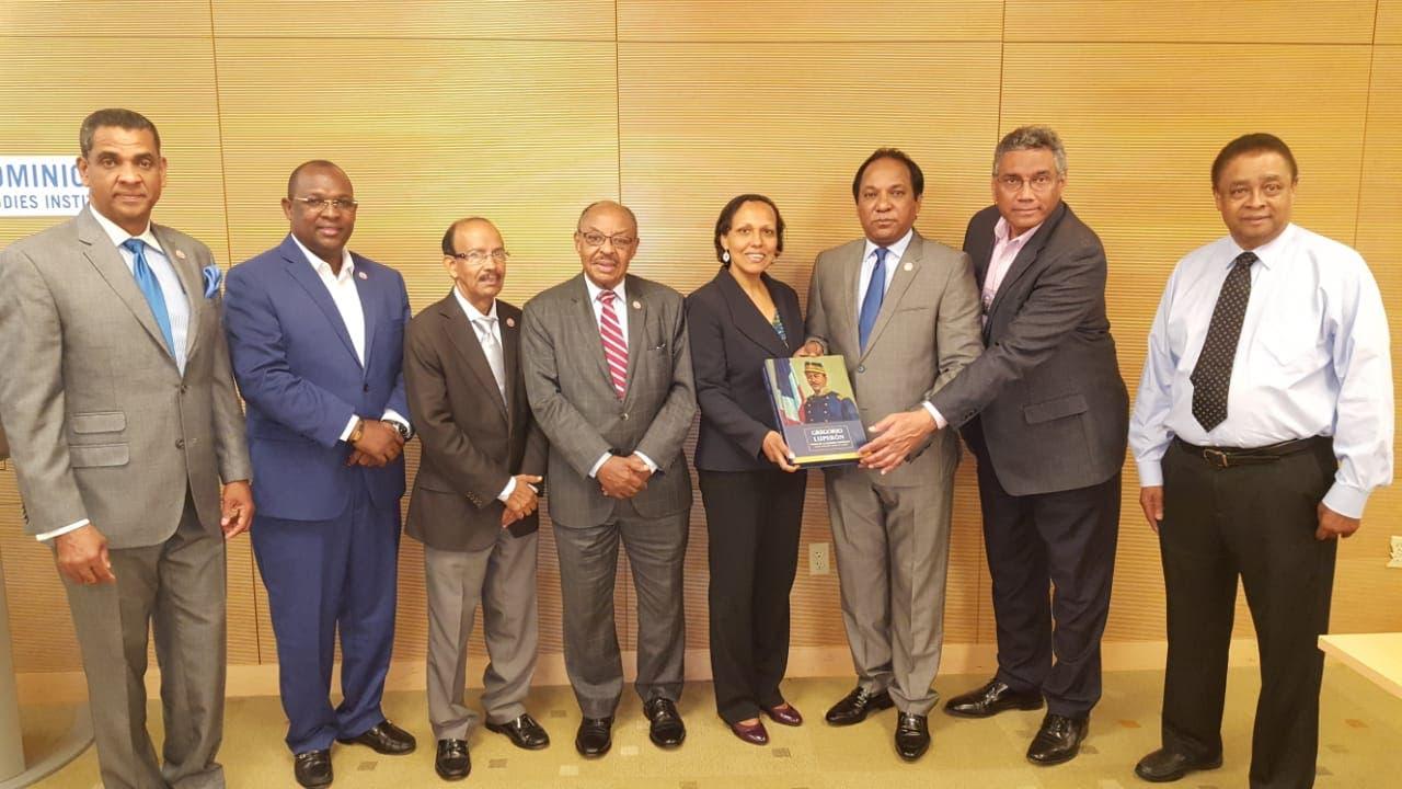 Instituto de Estudios Dominicano de EEUU acoge nueva obra