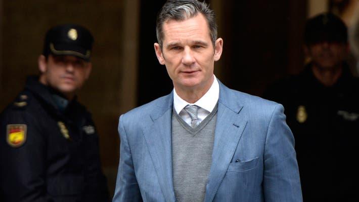 Pena de 5 años y 10 meses de cárcel al cuñado de Felipe VI por corrupción