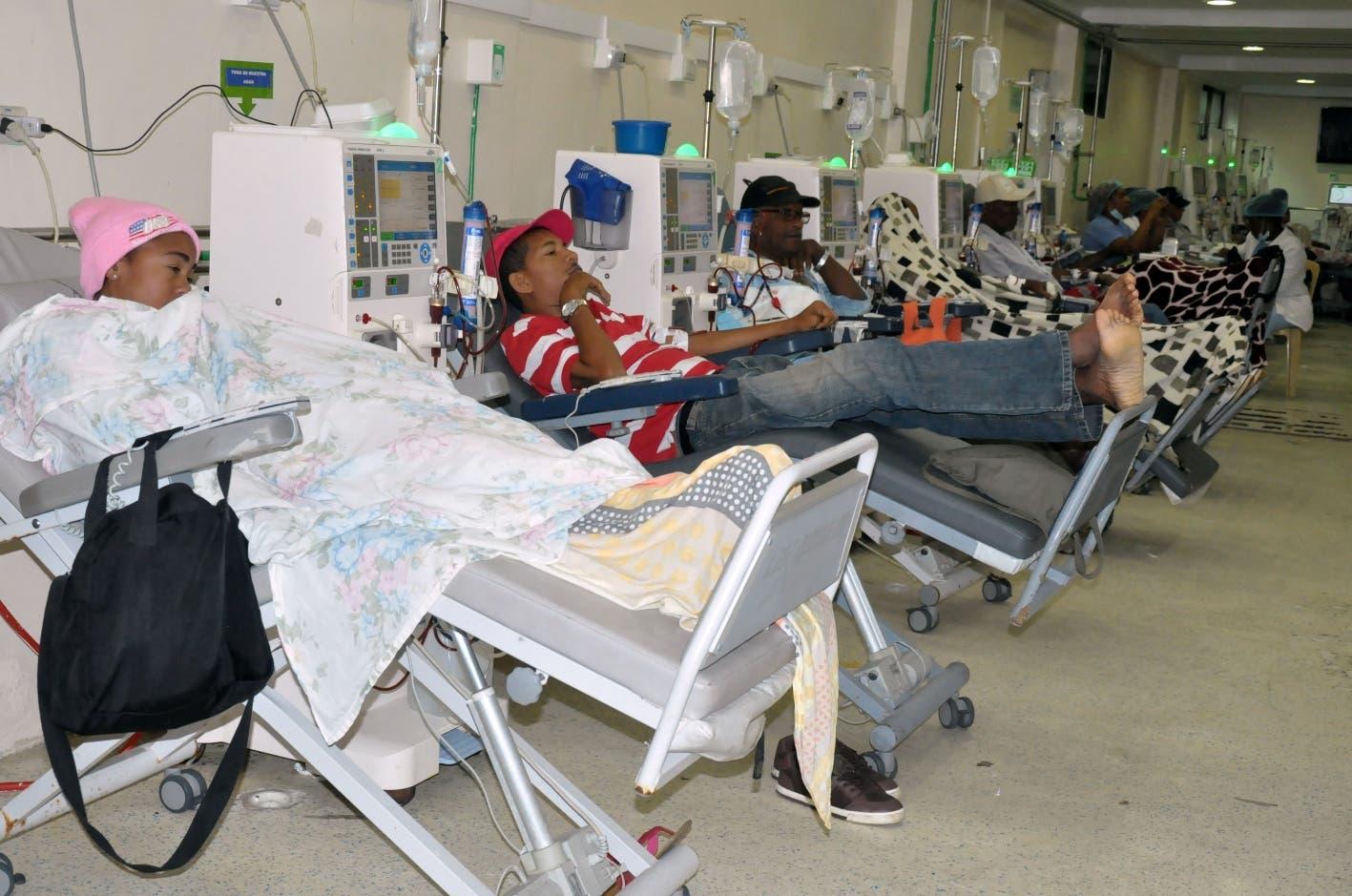 Pacientes se eternizan en diálisis y piden se trabaje   por  donación