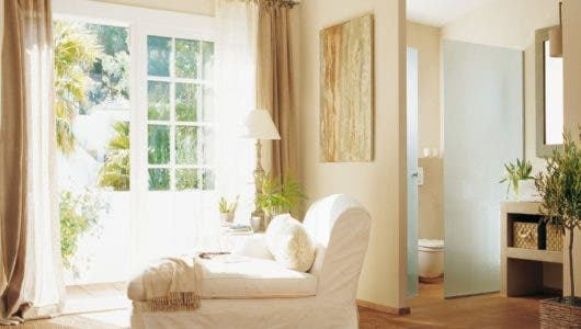 Claves para crear  ambientes  relajantes  en casa
