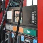Anadegas protesta por precios combustibles.  9-2-11  Justo Maracallo