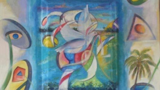 """""""Mundos paralelos"""",  propuesta pictórica de Genaro  Coste"""