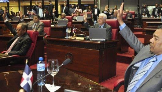 El Senado conocer hoy la Ley de Partidos ya aprobada por los diputados.
