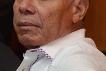 El empresario Ángel Rondón, Durante la audiencia de resolución y peticiones interpuesta por dos de los imputados en el caso Odebrecht. en la Suprema Corte de Justicia de Santo Domingo Rep. Dom. 30 de mayo del 2018. Foto Pedro Sosa