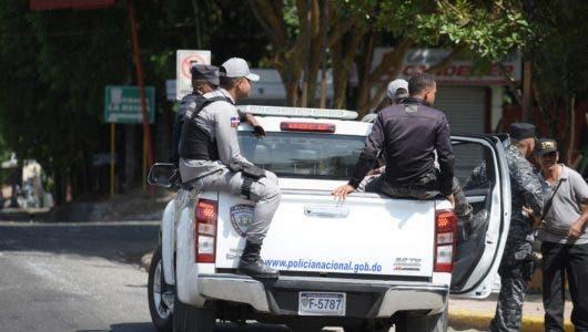 Patrulla policial mata joven en Moca