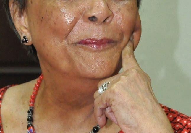 Elsa Justo. Hoy / Arlenis Castillo/01/11/17.