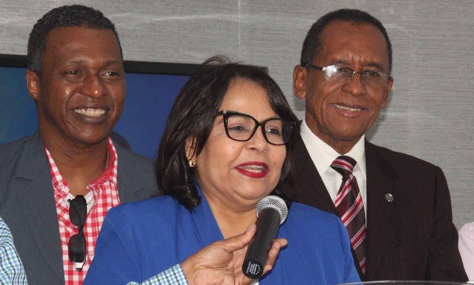 Emma Polanco es la primera mujer electa rectora de UASD