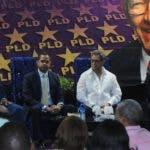Conferencia debate con los expositores Julio Cesar Valentín y Félix Jiménez. 26/06/18 Foto: José Adames Arias.