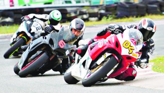 Corren el domingo prueba motos