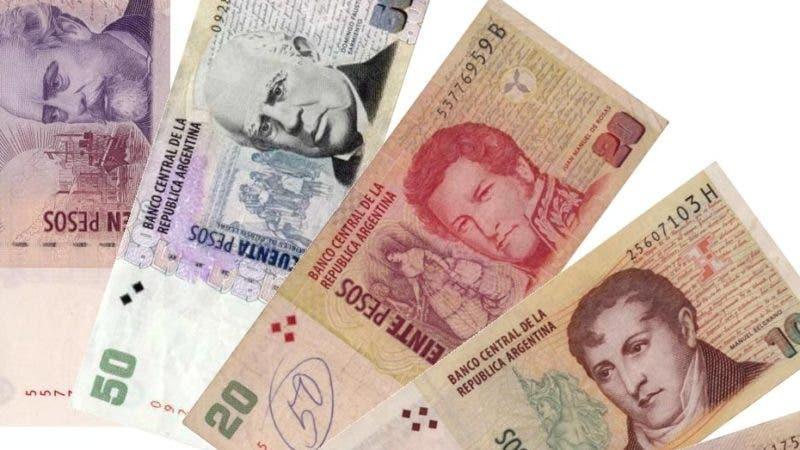 economia. peso argentino