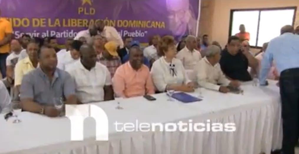 Video: Dan respaldo al senador Rafael Calderón tras declaraciones de dirigente LGBTI