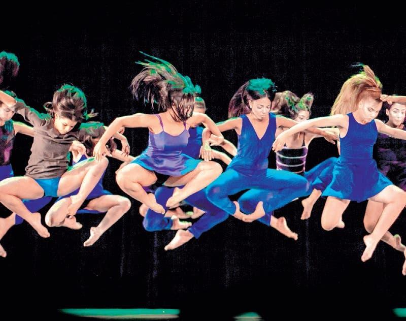 """Bambalinas. """"Mil pasos"""" es el espectáculo de graduación de la Escuela Nacional de Danza (Endanza)"""