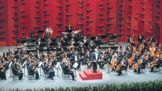 Orquesta Sinfónica Nacional deslumbrante Oda a las Madres