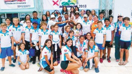 Centro Español gana natación Santiago