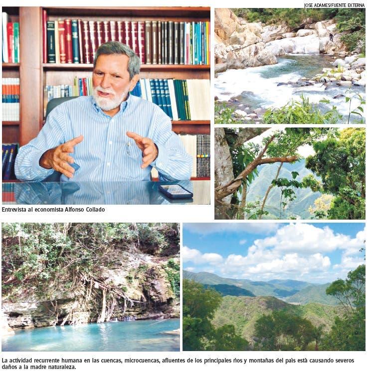Disfrute pleno de ríos y montañas