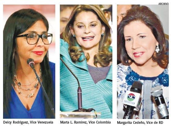 "Mujeres son ""mano derecha del poder"" en Latinoamérica"