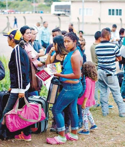 Crecen solicitudes de asilo de centroamericanos en EEUU