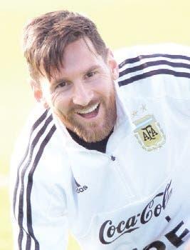 Control antidopaje sorprende a Messi