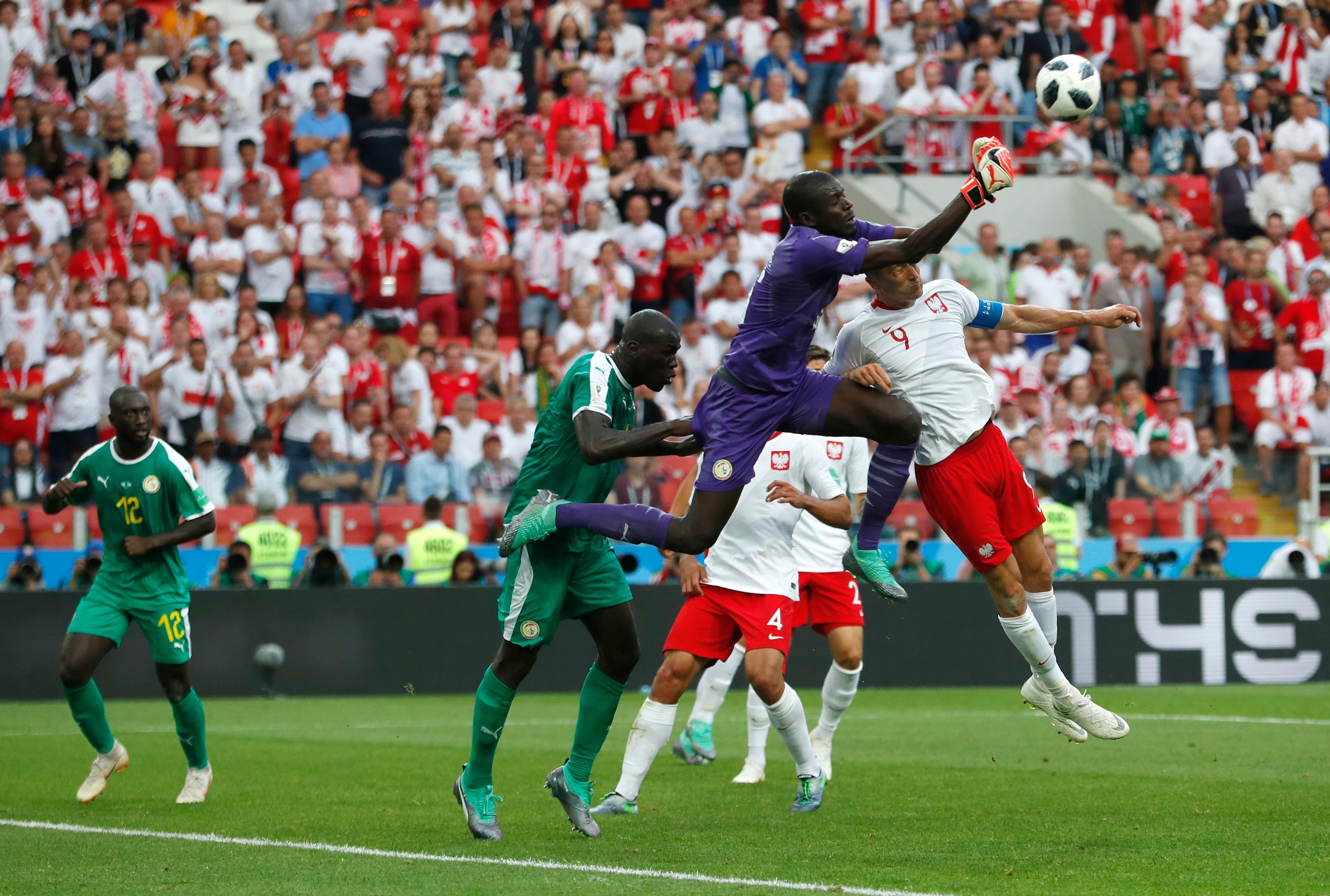 Video: Senegal vence 2-1 a Polonia, primera victoria africana en Rusia