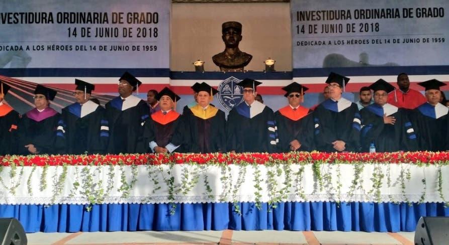 Autoridades UASD