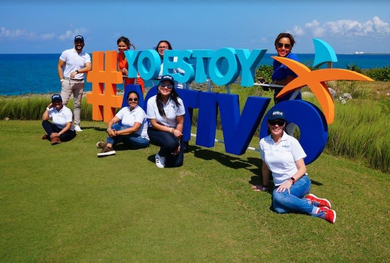 Banco Activo patrocina torneo de golf a beneficio de la fundación Nature Power