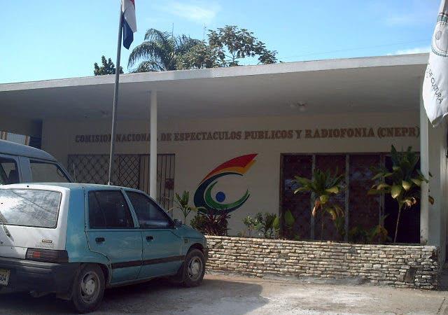 Comisión Nacional de Espectáculos Públicos y Radiofonía