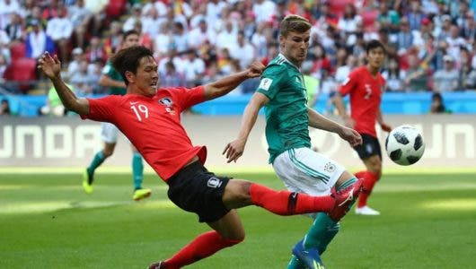 Corea y Alemania