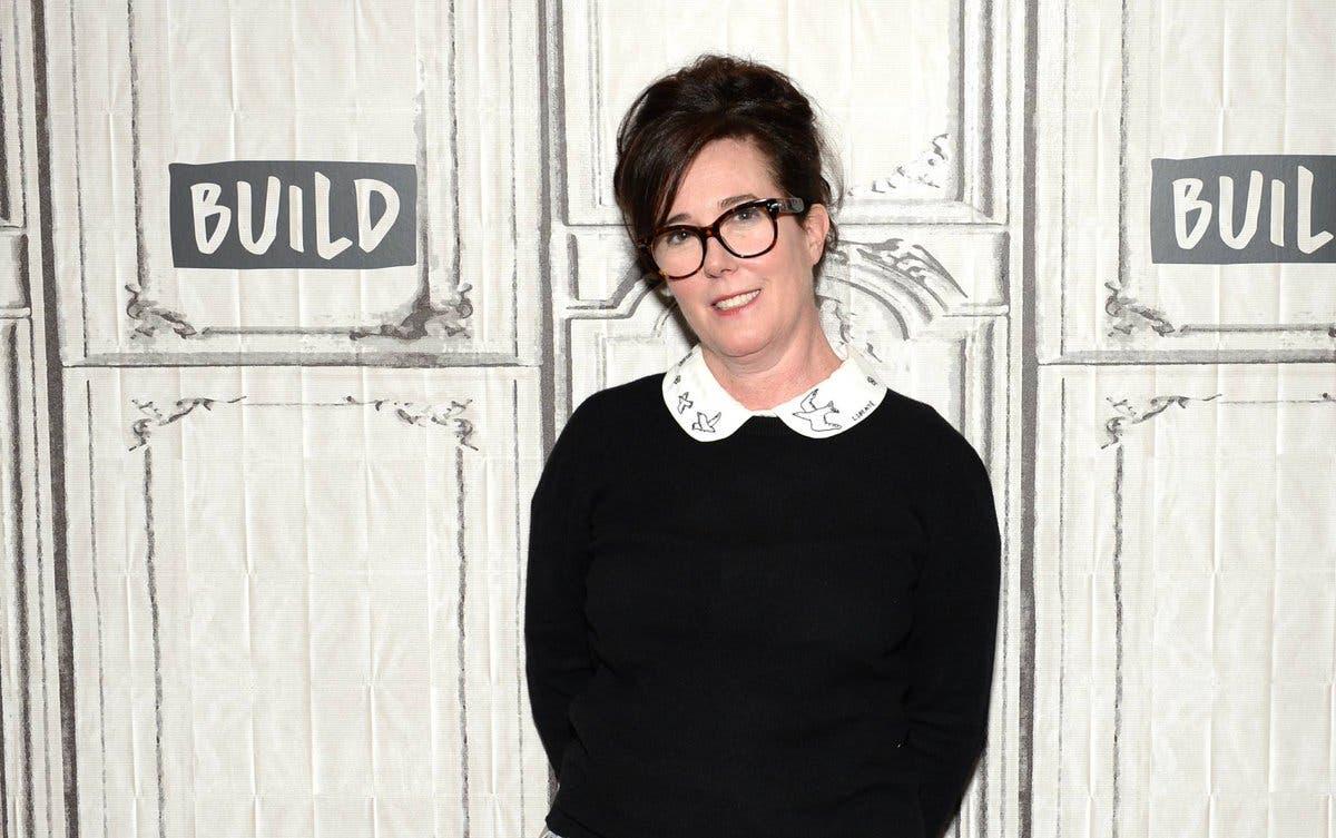 La prestigiosa diseñadora Kate Spade se suicida en Nueva York