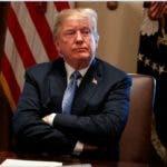 Donald Trump, presidente de EEUU/AP