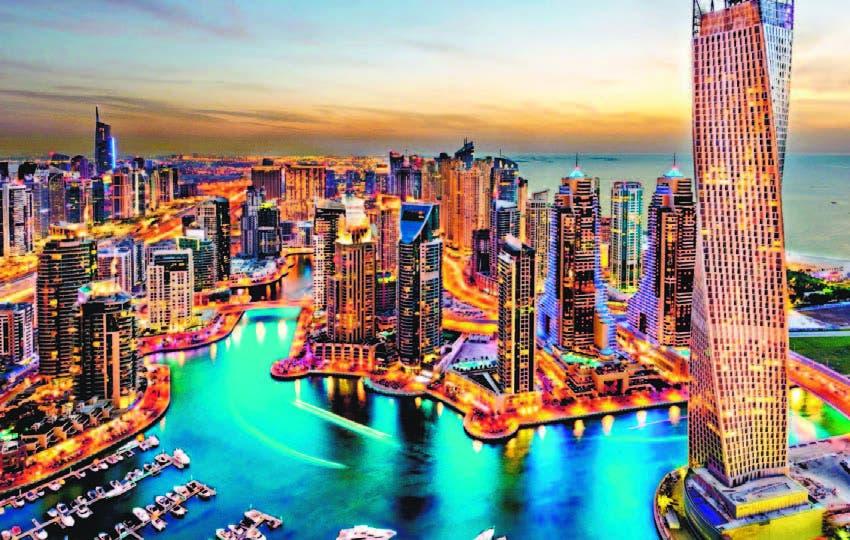 El verdadero gobernador de Dubái es un programa