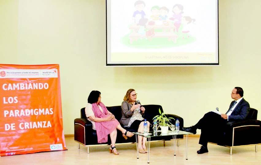 Proponen estrategias para eliminar  violencia contra  niñez