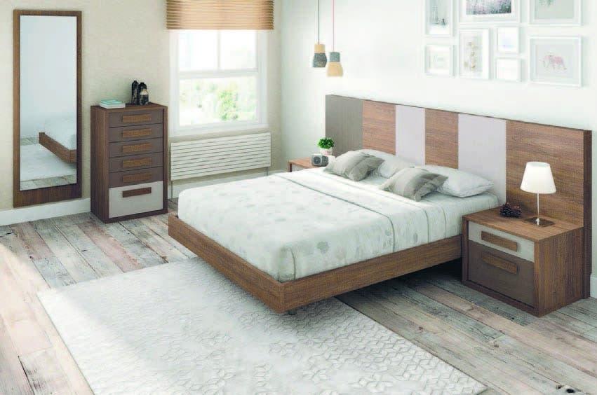 Una nueva habitación