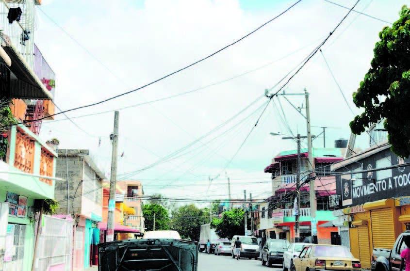 Apagones y calor combinación peligrosa en  Santo Domingo
